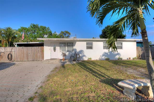 1360 SW 29th Ave, Fort Lauderdale, FL 33312 (MLS #A10641168) :: EWM Realty International