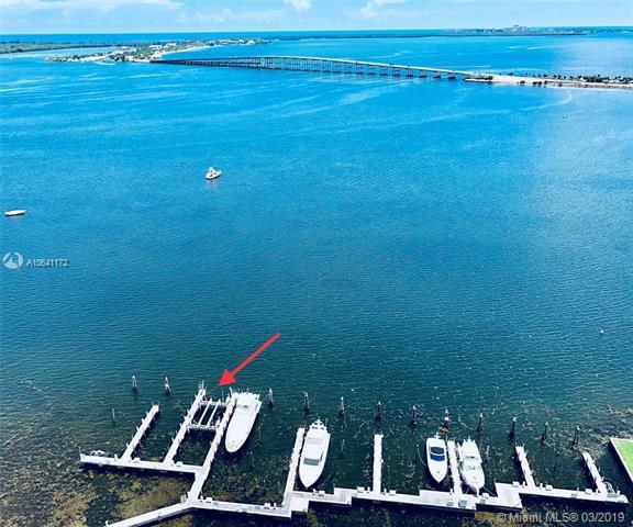 1643 Brickell Av Marina #12, Miami, FL 33129 (MLS #A10641172) :: Ray De Leon with One Sotheby's International Realty