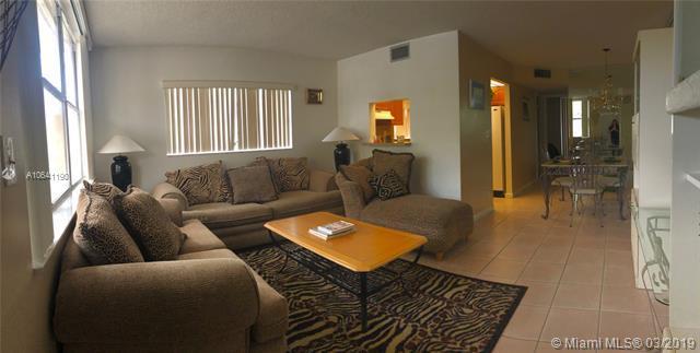 9141 Sunrise Lakes Blvd #101, Sunrise, FL 33322 (MLS #A10641190) :: EWM Realty International
