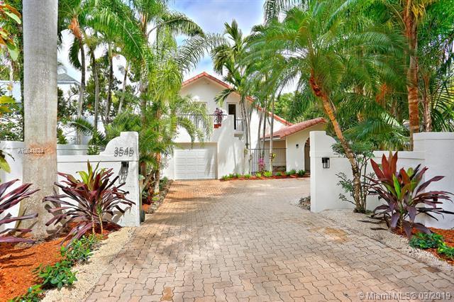 3545 Palmetto Ave, Coconut Grove, FL 33133 (MLS #A10641524) :: The Adrian Foley Group