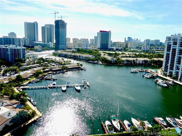 2500 Parkview Dr #1821, Hallandale, FL 33009 (MLS #A10641551) :: The Brickell Scoop