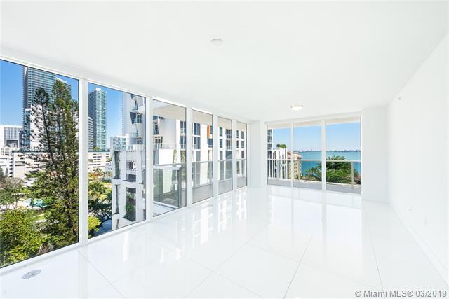 600 NE 27 Street #801, Miami, FL 33137 (MLS #A10641583) :: The Adrian Foley Group