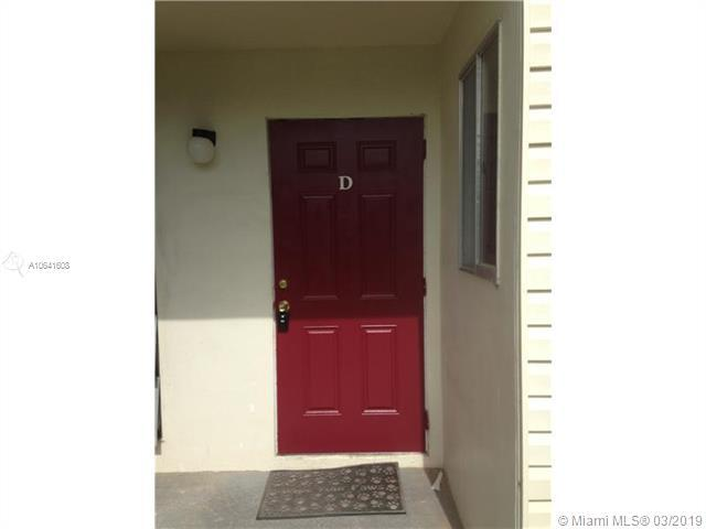 3301 Raleigh St 4D, Hollywood, FL 33021 (MLS #A10641608) :: The Rose Harris Group