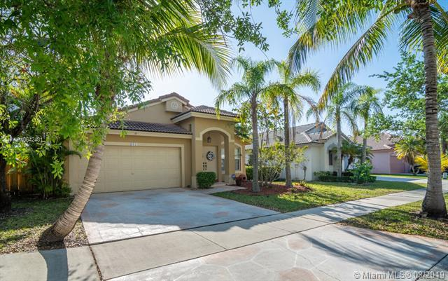 331 SW 203rd Ave, Pembroke Pines, FL 33029 (MLS #A10642431) :: The Teri Arbogast Team at Keller Williams Partners SW
