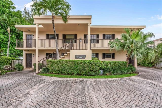 300 Inlet Way #4, Palm Beach Shores, FL 33404 (MLS #A10642455) :: The Paiz Group