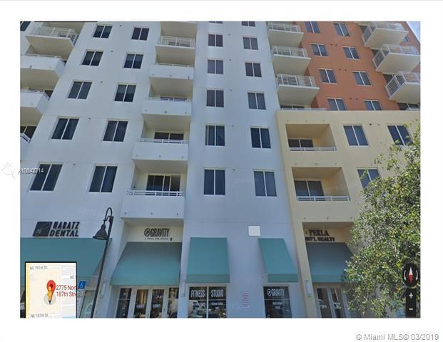 2775 NE 187th St #223, Aventura, FL 33180 (MLS #A10642714) :: Green Realty Properties