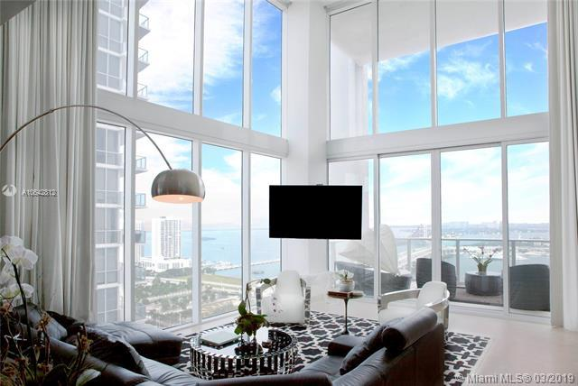 1040 Biscayne Blvd #2704, Miami, FL 33132 (MLS #A10642812) :: The Adrian Foley Group