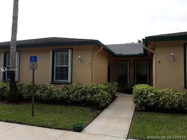 3166 Via Poinciana #7, Lake Worth, FL 33467 (MLS #A10642851) :: The Paiz Group