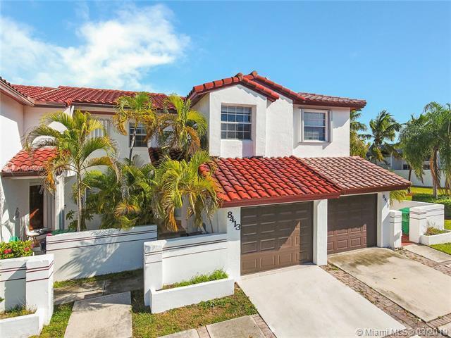8413 SW 208 ST #8413, Cutler Bay, FL 33189 (MLS #A10642866) :: ONE Sotheby's International Realty