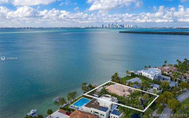 350 Harbor Dr, Key Biscayne, FL 33149 (MLS #A10643797) :: The Rose Harris Group