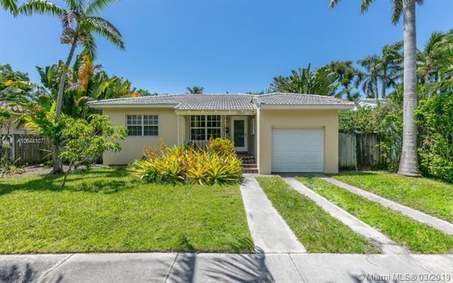 2360 Tequesta Ln, Miami, FL 33133 (MLS #A10644107) :: Prestige Realty Group