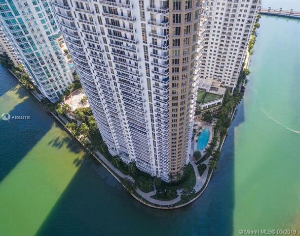 901 Brickell Key Blvd #1408, Miami, FL 33131 (MLS #A10644110) :: Prestige Realty Group