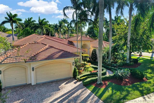 2452 Provence Ct, Weston, FL 33327 (MLS #A10644125) :: The Teri Arbogast Team at Keller Williams Partners SW