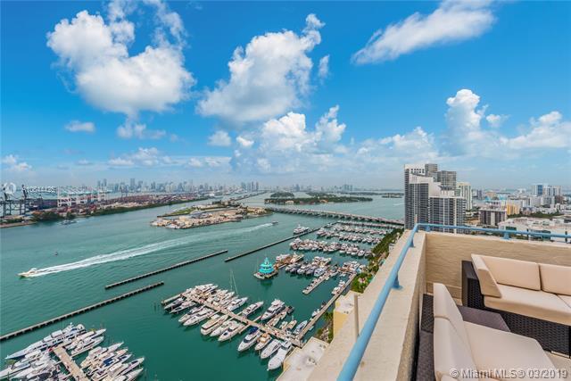 90 Alton Rd Ph3210, Miami Beach, FL 33139 (MLS #A10644425) :: Laurie Finkelstein Reader Team