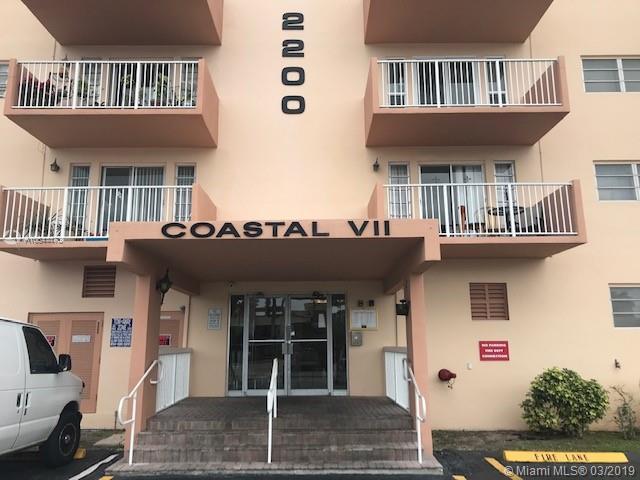 2200 N Hallandale Beach Blvd #203, Hallandale, FL 33009 (MLS #A10644473) :: The Rose Harris Group