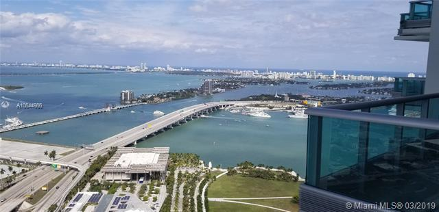 900 Biscayne Blvd #5010, Miami, FL 33132 (MLS #A10644986) :: The Adrian Foley Group