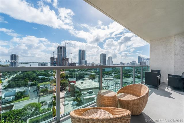 3301 NE 1st Ave H-1215, Miami, FL 33137 (MLS #A10645042) :: The Kurz Team