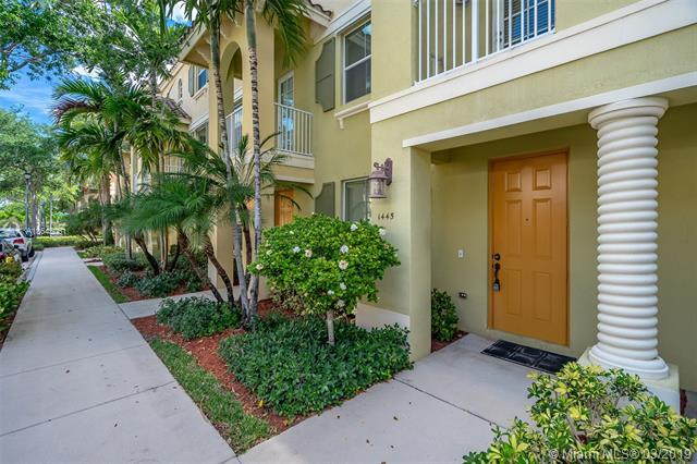 1445 Via Alferi #1445, Boynton Beach, FL 33426 (MLS #A10645061) :: Laurie Finkelstein Reader Team