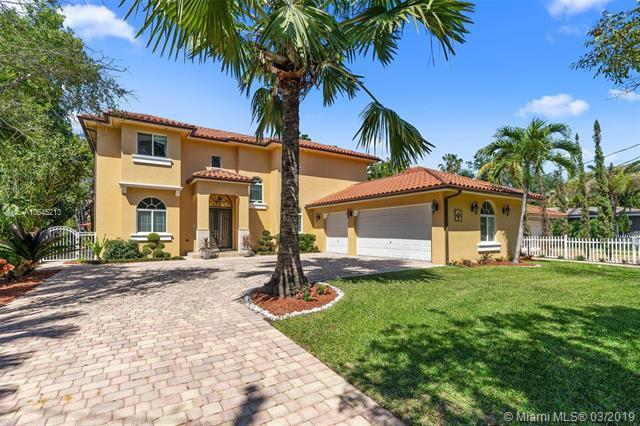 5801 SW 35th St, Miami, FL 33155 (MLS #A10645213) :: Prestige Realty Group