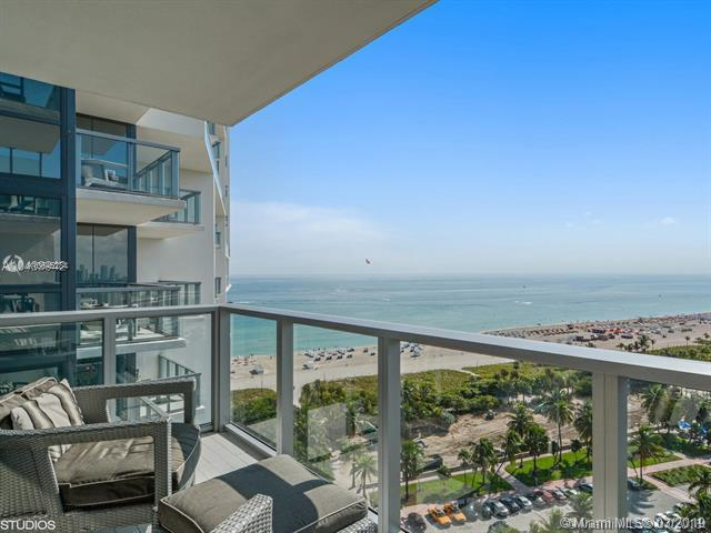 2201 Collins Ave #1509, Miami Beach, FL 33139 (MLS #A10645284) :: Prestige Realty Group
