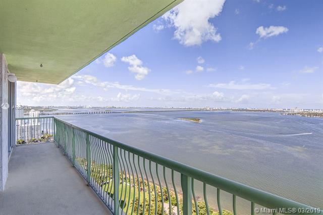1756 N Bayshore Dr 33B, Miami, FL 33132 (MLS #A10645330) :: The Adrian Foley Group
