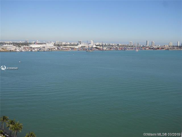 770 Claughton Island Dr #2009, Miami, FL 33131 (MLS #A10645340) :: The Adrian Foley Group