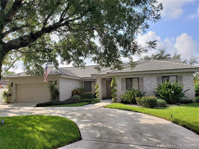 5940 NW 56th Ct, Coral Springs, FL 33067 (MLS #A10646851) :: The Paiz Group