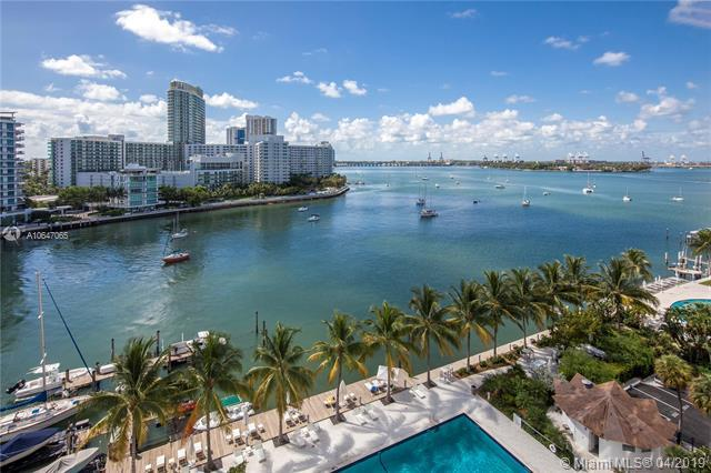 20 Island Ave #1016, Miami Beach, FL 33139 (MLS #A10647065) :: Miami Lifestyle