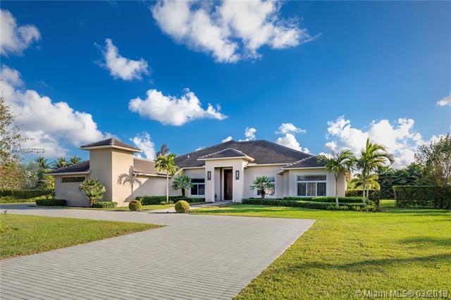 14640 Jockey Cir S, Davie, FL 33330 (MLS #A10647278) :: Green Realty Properties