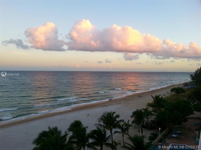 1000 S Ocean Blvd 7A, Pompano Beach, FL 33062 (MLS #A10647339) :: The Paiz Group