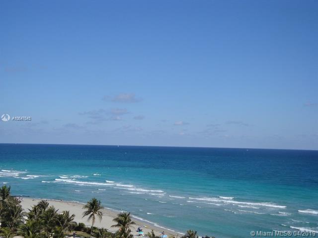 3725 S Ocean Dr #915, Hollywood, FL 33019 (MLS #A10647843) :: Green Realty Properties