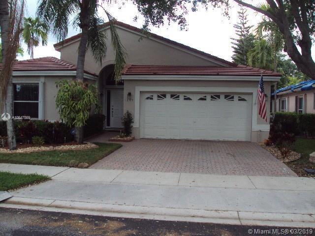 1646 SW 148th Ter, Pembroke Pines, FL 33027 (MLS #A10647869) :: The Paiz Group