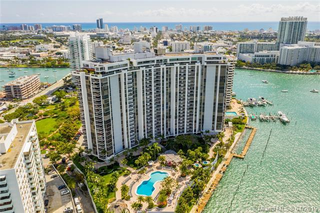 9 Island Ave #507, Miami Beach, FL 33139 (MLS #A10648020) :: The Riley Smith Group