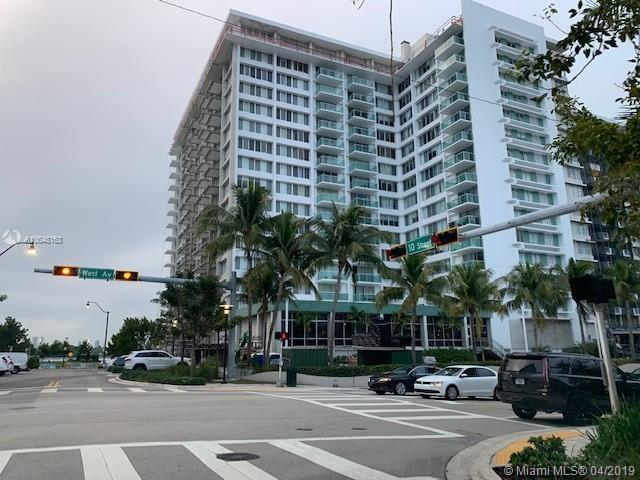 west SW West Ave #632, Miami Beach, FL 33139 (MLS #A10648163) :: The Riley Smith Group