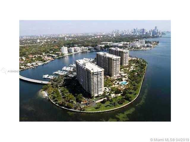 1 Grove Isle Dr A1409, Coconut Grove, FL 33133 (MLS #A10648542) :: The Paiz Group