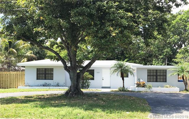 3610 Lloyd Dr, Oakland Park, FL 33309 (MLS #A10648661) :: The Riley Smith Group