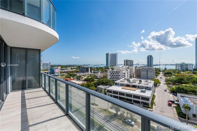 121 NE 34th St #905, Miami, FL 33137 (MLS #A10648908) :: The Brickell Scoop