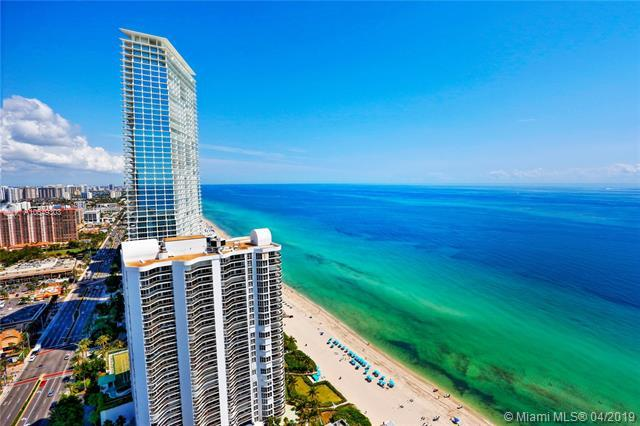 16699 Collins Ave #3806, Sunny Isles Beach, FL 33160 (MLS #A10649303) :: The Jack Coden Group