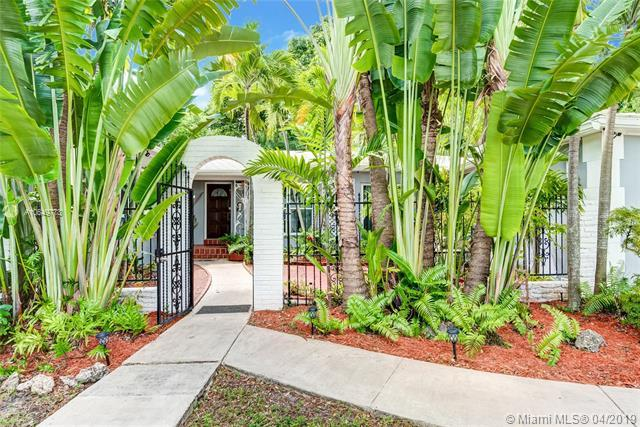 474 NE 50th Ter, Miami, FL 33137 (MLS #A10649773) :: The Jack Coden Group
