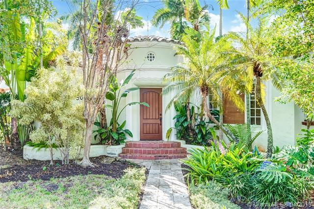 500 NE 56th St, Miami, FL 33137 (MLS #A10649781) :: The Jack Coden Group