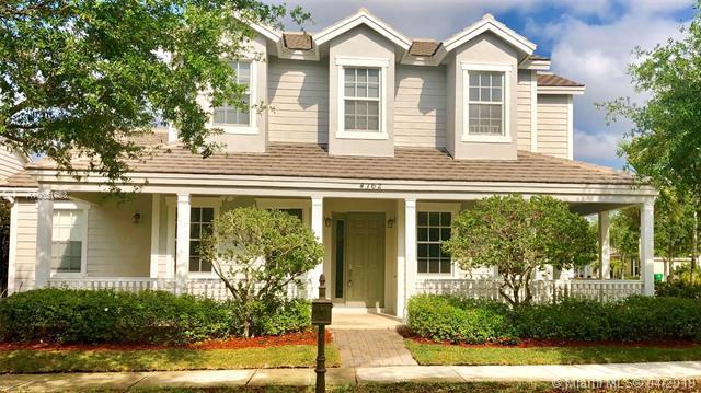 4762 Village Way, Davie, FL 33314 (MLS #A10651053) :: Grove Properties