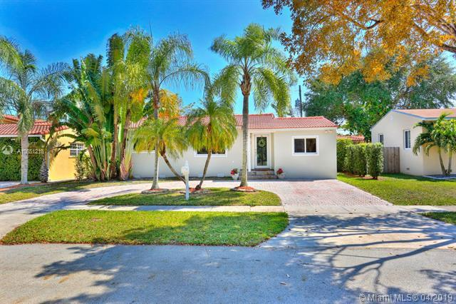 6122 SW 14th St, West Miami, FL 33144 (MLS #A10651213) :: The Riley Smith Group