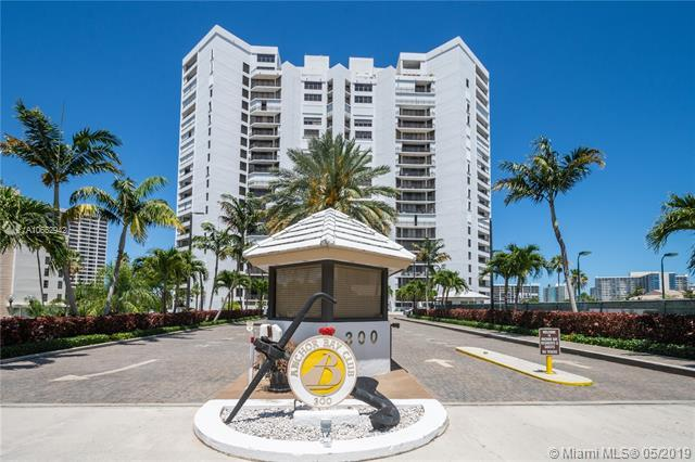 300 Three Islands Blvd #211, Hallandale, FL 33009 (MLS #A10652942) :: RE/MAX Presidential Real Estate Group
