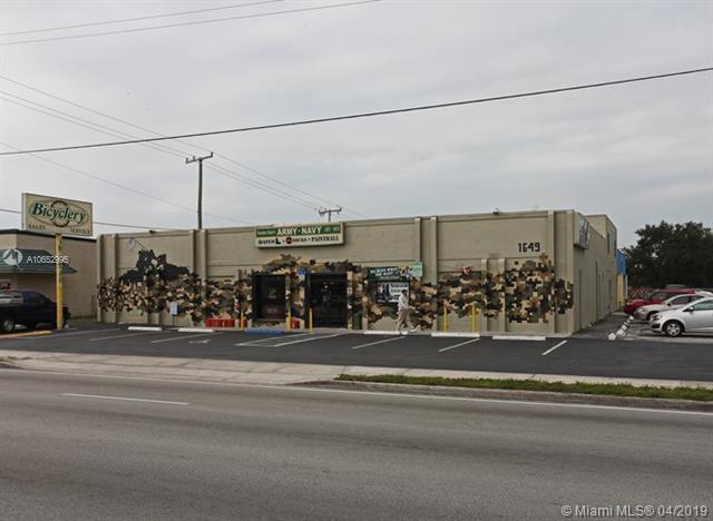 1649 N Military Trl, West Palm Beach, FL 33409 (MLS #A10652995) :: The Teri Arbogast Team at Keller Williams Partners SW