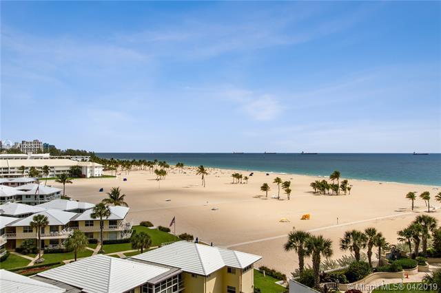 2100 S Ocean Ln #609, Fort Lauderdale, FL 33316 (MLS #A10653021) :: The Paiz Group
