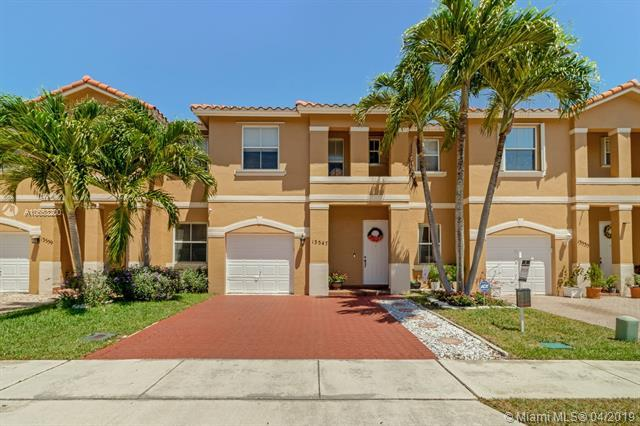 13547 NW 9th Ct #13547, Pembroke Pines, FL 33028 (MLS #A10653200) :: Century 21 Keystone Realty