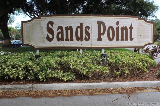 8331 Sands Point Blvd C204, Tamarac, FL 33321 (MLS #A10653370) :: The Riley Smith Group
