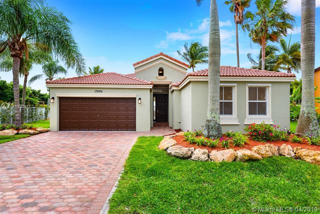 17006 SW 52nd St, Miramar, FL 33027 (MLS #A10653417) :: The Riley Smith Group