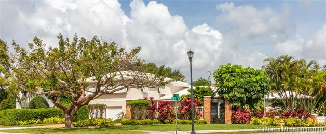 9780 NE 5th Ave Rd, Miami Shores, FL 33138 (MLS #A10653647) :: The Jack Coden Group
