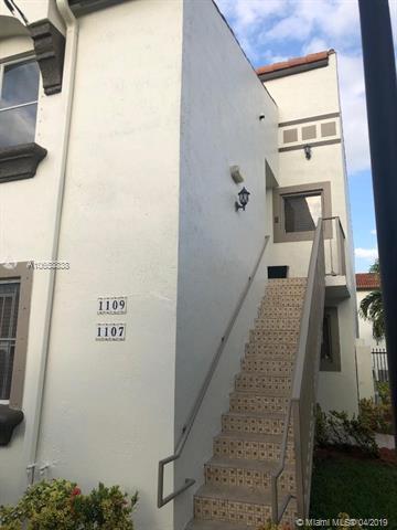 1109 NW 125th Path #208, Miami, FL 33182 (MLS #A10653838) :: The Paiz Group